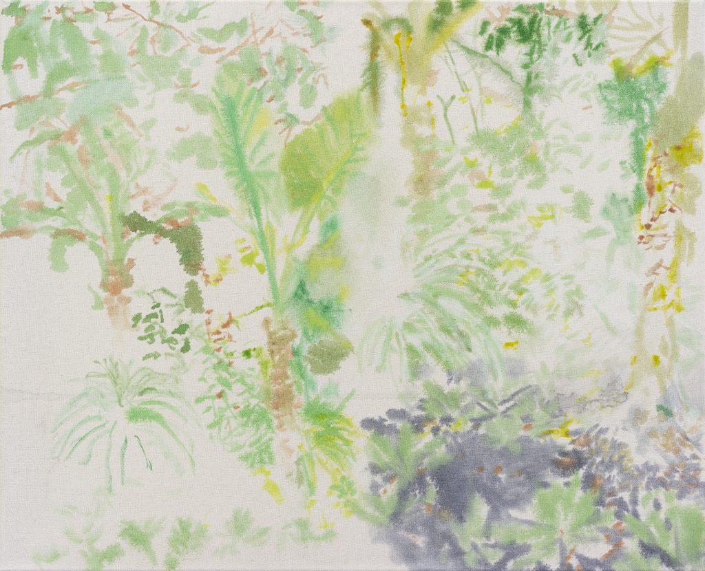 Samaya A. Thier | o.T. - n.o 5 | 49 × 60 cm | 2019
