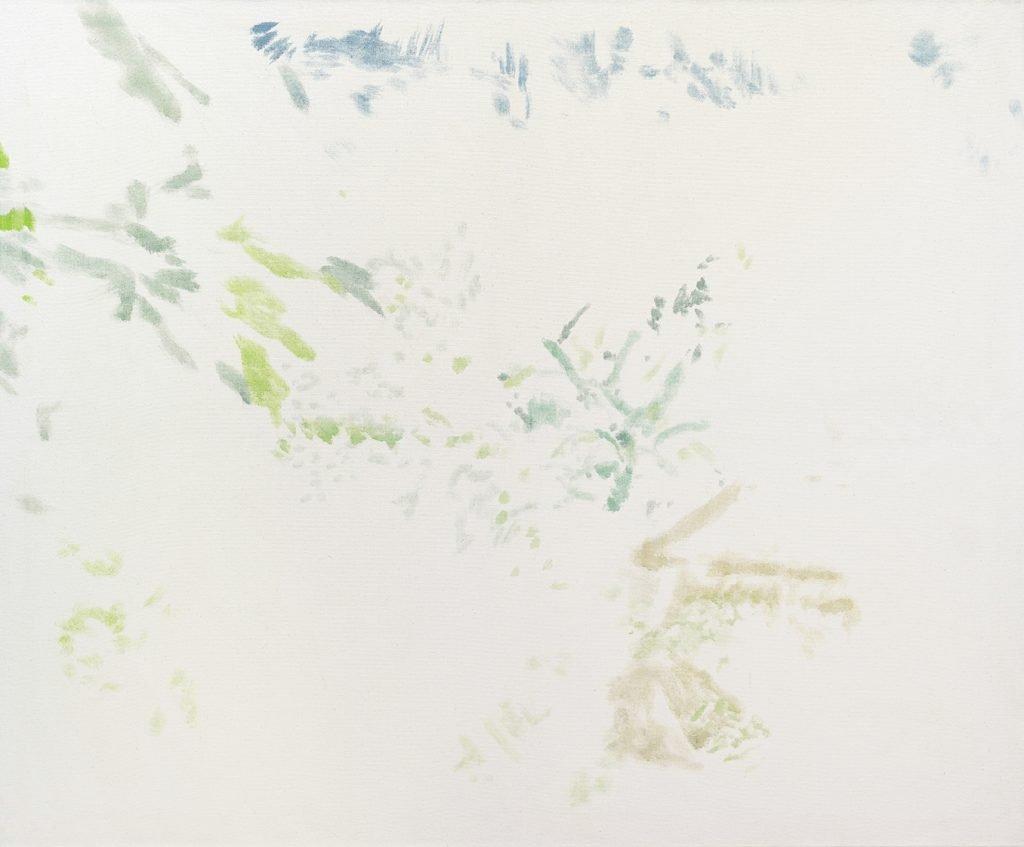 Samaya A. Thier | o.T. - n.o 9 | 120 × 145 cm | 2020