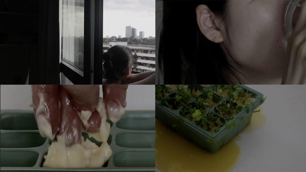 Geumok Oh, Butter-Alltag, 2020, single channel video, 10m35s, (videostill)